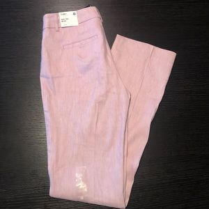 NWT Mid Rise Barely Boot Columnist Pant